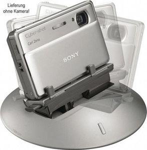 Sony IPT-DS2 Party-shot Dockingstation für DSC-H70/HX7V/TX100V/ W560/W570/W580/ (Article no. 90446875) - Picture #2