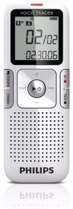 Philips Digital Voice Tracer DVT 615 hellweiss/platin-chrom,  miniUSB, 2GB, (Article no. 90446941) - Picture #5