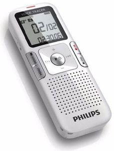 Philips Digital Voice Tracer DVT 615 hellweiss/platin-chrom (item no. 90446941) - Picture #3