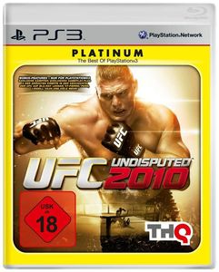 UFC 2010 Undisputed Platinum Sony PS3, Deutsche Version (Article no. 90447156) - Picture #1