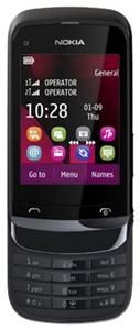 Nokia C2-03 schwarz (Article no. 90447219) - Picture #5