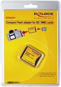 DeLOCK Compact Flash Adapter (item no. 90447286) - Picture #1