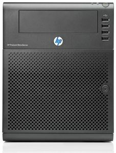 HP ProLiant MicroServer N40L Turion II Neo 1.50GHz, 4GB RAM (Article no. 90447424) - Picture #2