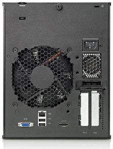 HP ProLiant MicroServer N40L Turion II Neo 1.50GHz, 4GB RAM (Article no. 90447424) - Picture #3
