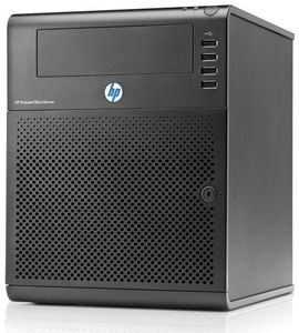 HP ProLiant MicroServer N40L Turion II Neo 1.50GHz, 4GB RAM (Article no. 90447424) - Picture #1