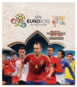 Panini EURO 2012 Adrenalyn XL Tin (item no. 90447736) - Picture #1