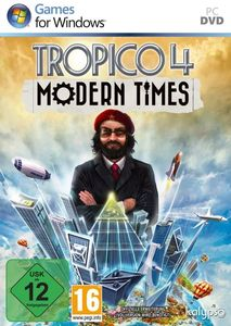 Tropico 4 - Modern Times (AddOn) (Art.-Nr. 90447814) - Bild #1