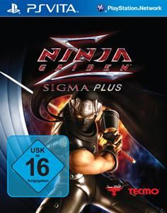Ninja Gaiden Sigma Plus Sony PSV, Deutsche Version (Article no. 90447837) - Picture #1