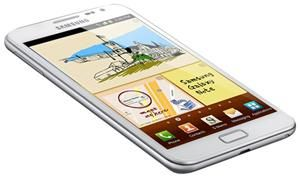 Samsung Galaxy Note N7000 16GB Android weiß (Article no. 90448160) - Picture #2