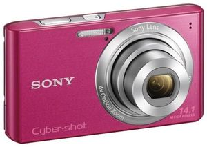 Sony Cyber-shot DSC-W610 pink (Article no. 90448208) - Picture #2