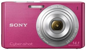 Sony Cyber-shot DSC-W610 pink (Article no. 90448208) - Picture #1