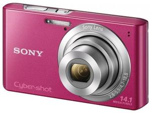 Sony Cyber-shot DSC-W610 pink (Article no. 90448208) - Picture #3
