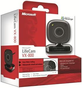 Microsoft LifeCam VX-800 (item no. 90448386) - Picture #1
