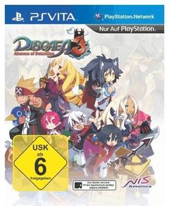 Disgaea 3 - Absence of Detention (Article no. 90449068) - Picture #1