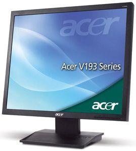 Acer V193DObd schwarz (Art.-Nr. 90449123) - Bild #2