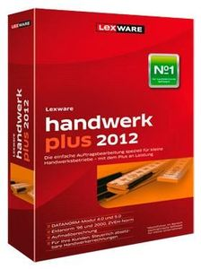 Lexware handwerk plus 2012 Update Windows, deutsch (Article no. 90449534) - Picture #1