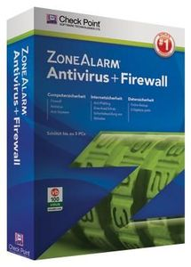 ZoneAlarm Antivirus + Firewall (Article no. 90449547) - Picture #1