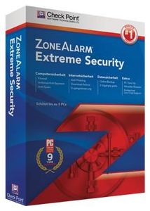 ZoneAlarm Extreme Security 10 (2012) Win DE-Version (Article no. 90449548) - Picture #1