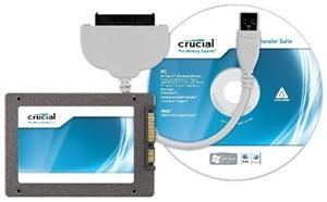 Crucial m4 256GB slim inkl. Datentransfer-Kit (Art.-Nr. 90449655) - Bild #4