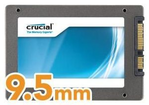Crucial m4 256GB slim inkl. Datentransfer-Kit (Art.-Nr. 90449655) - Bild #5
