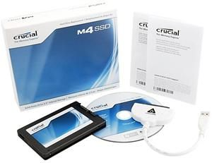 Crucial m4 256GB slim inkl. Datentransfer-Kit (Art.-Nr. 90449655) - Bild #3