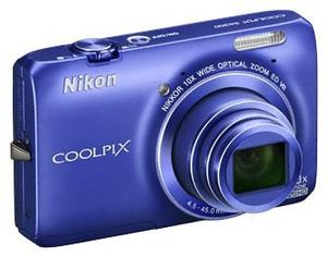 Nikon COOLPIX S6300 blau (item no. 90449726) - Picture #2
