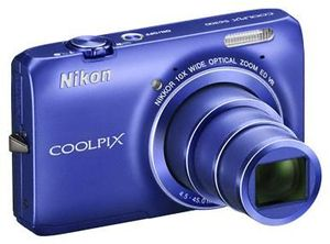 Nikon COOLPIX S6300 blau (item no. 90449726) - Picture #3