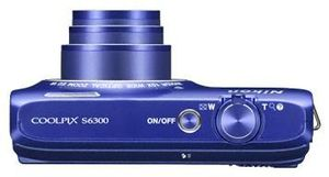 Nikon COOLPIX S6300 blau (item no. 90449726) - Picture #4