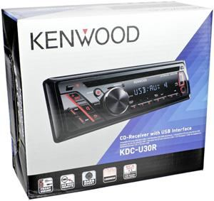 Kenwood KDC-U30R schwarz (Article no. 90449772) - Picture #1