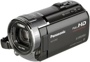 Panasonic HC-V707EG-K schwarz (Article no. 90449961) - Picture #4