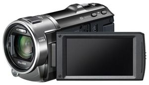 Panasonic HC-V707EG-K schwarz (Article no. 90449961) - Picture #2