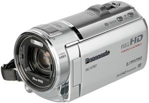 Panasonic HC-V707EG-S silber (Art.-Nr. 90449962) - Bild #4
