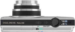 Canon IXUS 240 HS silber (Art.-Nr. 90450106) - Bild #4