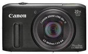 Canon PowerShot SX260 HS schwarz (Art.-Nr. 90450141) - Bild #2