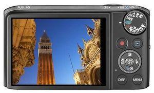 Canon PowerShot SX260 HS schwarz (Art.-Nr. 90450141) - Bild #3