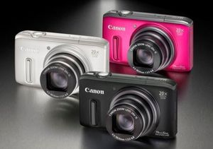 Canon PowerShot SX240 HS silber (Article no. 90450147) - Picture #4