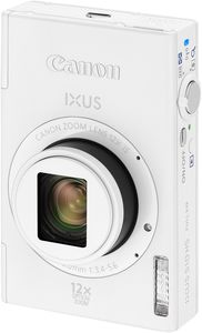 Canon IXUS 510 HS weiss (Article no. 90450155) - Picture #3