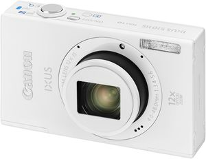 Canon IXUS 510 HS weiss (Article no. 90450155) - Picture #1