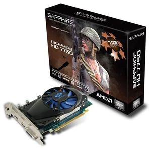 Sapphire Radeon HD7750 1GB (Article no. 90450234) - Picture #4