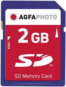 AgfaPhoto SD Duo 2GB (Article no. 90450255) - Picture #1