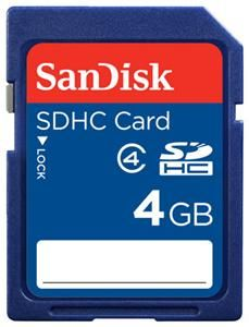 SanDisk SDHC 2-Pac 4GB (item no. 90450352) - Picture #2