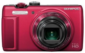 Olympus SH-21 rot (Article no. 90450416) - Picture #3