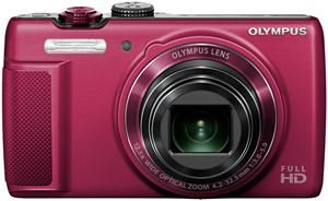 Olympus SH-21 rot (Article no. 90450416) - Picture #1