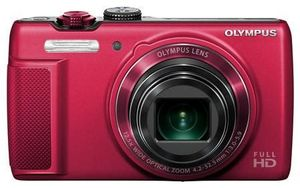Olympus SH-21 rot (Article no. 90450416) - Picture #5