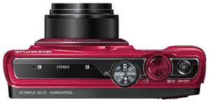 Olympus SH-21 rot (Article no. 90450416) - Picture #4
