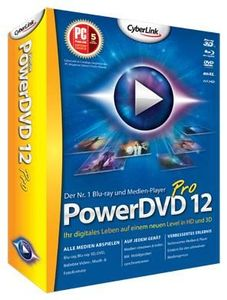 CyberLink PowerDVD 12 Pro Upgrade von Version 10/11 Deluxe (Article no. 90450728) - Picture #1