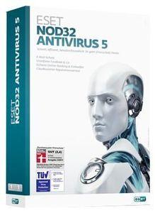 ESET NOD32 Antivirus 5 (Article no. 90450737) - Picture #1