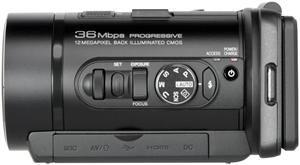 JVC GC-PX10EU Camcorder (Article no. 90450747) - Picture #5
