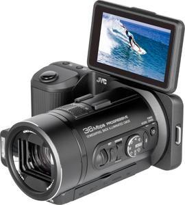 JVC GC-PX10EU Camcorder (Article no. 90450747) - Picture #1