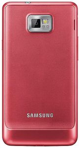 Samsung Galaxy S2 i9100G Android pink (Article no. 90450750) - Picture #3